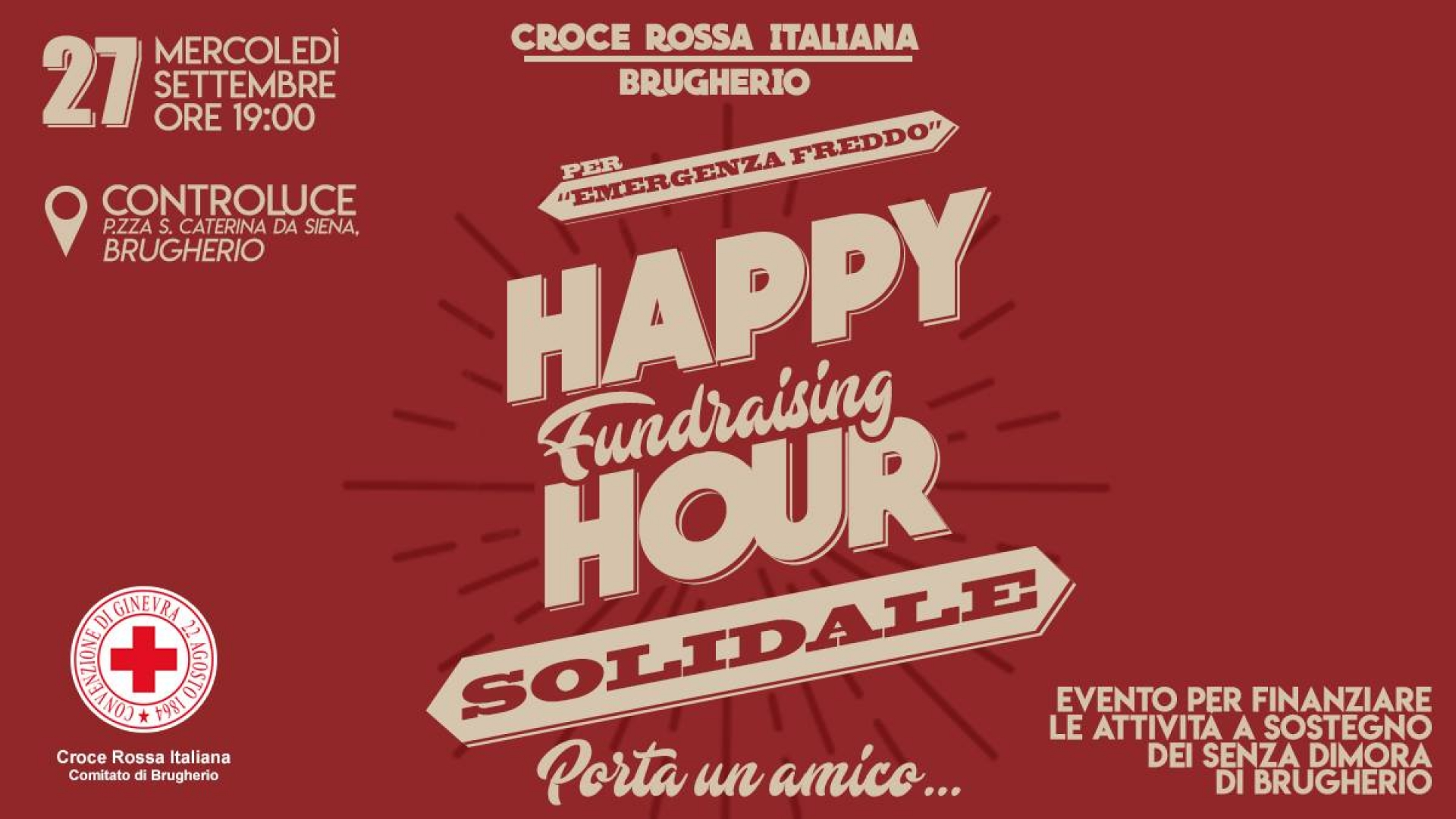 Happy hour al Controluce!